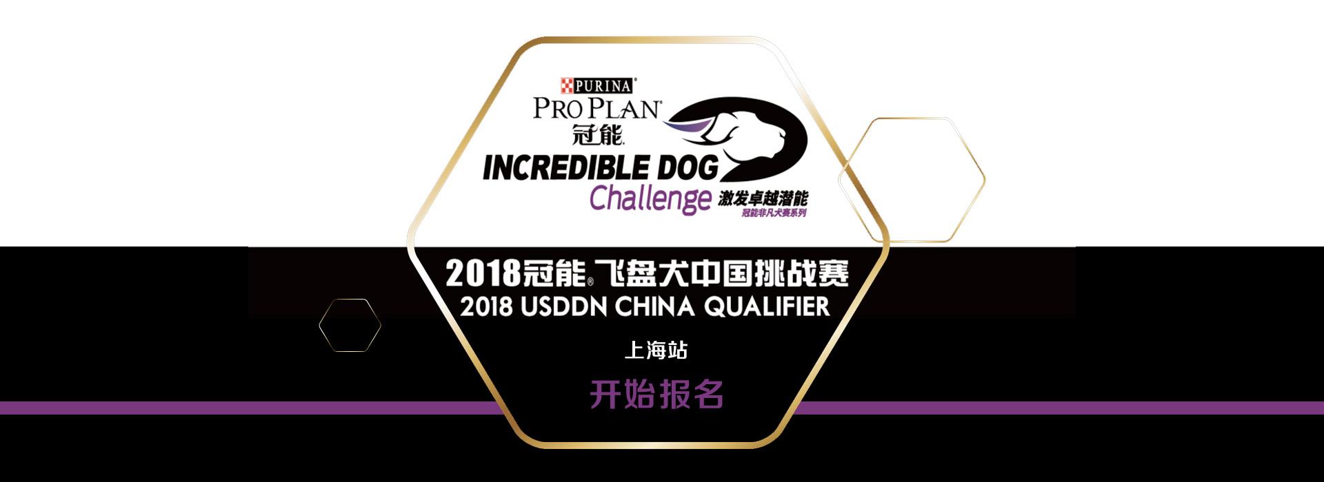 2018冠能飞盘犬中国挑战赛